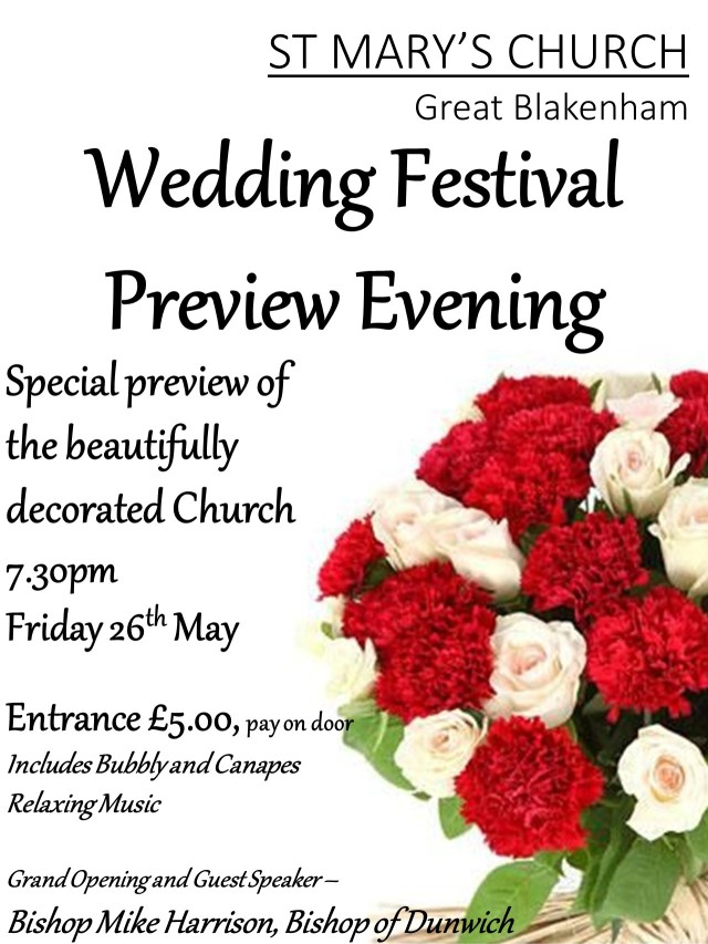 Preview Evening Poster