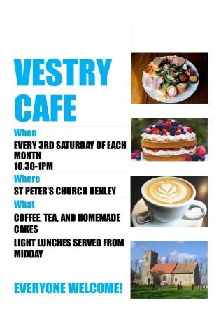 vestry cafe