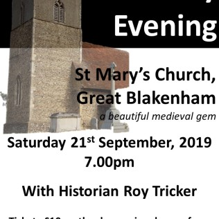 GB history evening