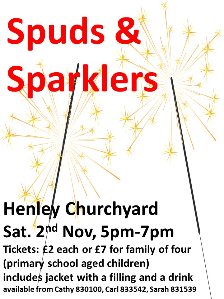 Spuds and Sparklers