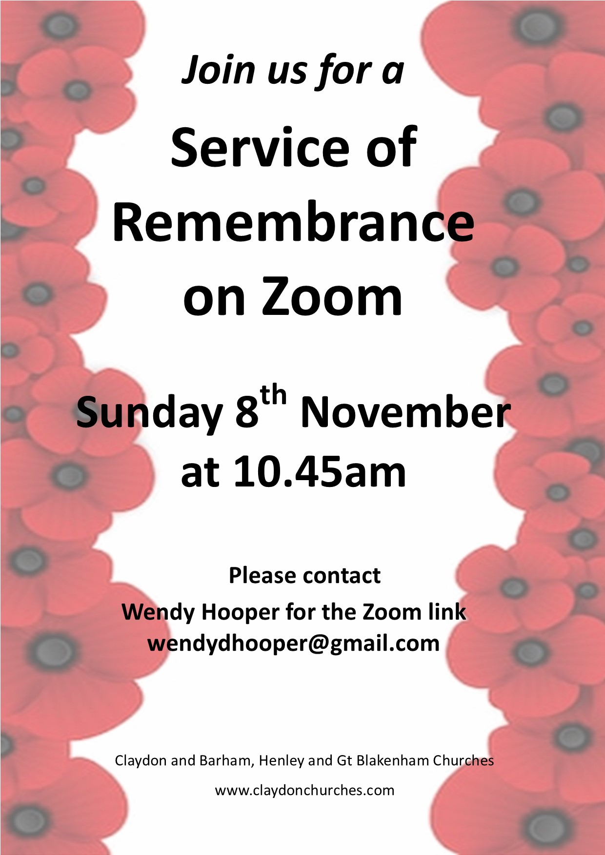 Remembrance Service 08.11.20